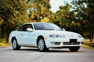 Pilihan Mobil Bekas Toyota CBU Mewah dan Langka