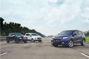 Perbandingan Ford EcoSport vs Juke vs HRV