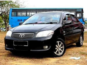 Tips Membeli Toyota Vios Gen 1 Bekas