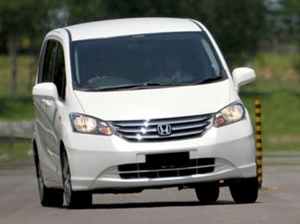 Tips Membeli Honda Freed Bekas