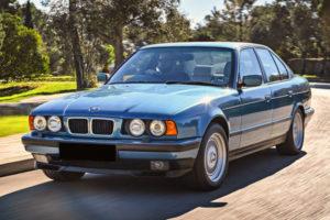 Kelebihan dan Kekurangan BMW E34 Seri-5