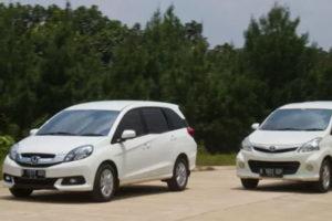 Pilihan Mobil Keluarga Bekas Seharga Calya dan Sigra