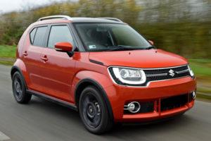 Perbedaan Suzuki Ignis Tipe GL dan GX