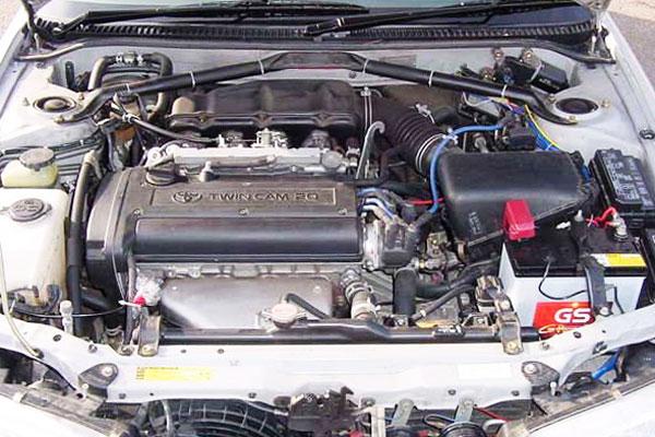 Review Mesin Toyota 4A-GE dan Jenisnya