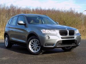 Tips Membeli BMW X3 F25 Diesel Bekas