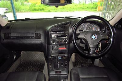 Review dan Spesifikasi BMW E36 Seri-3 '92-'99 Lengkap