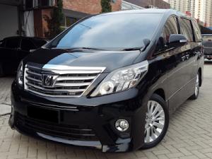 Tips Membeli Toyota Alphard Gen 2 Bekas