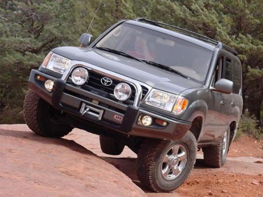 Tips Membeli Toyota Land Cruiser VX100 Bekas