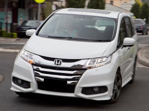Tips Membeli Honda Odyssey RC Bekas