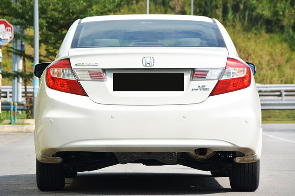 Review Spesifikasi Honda Civic FB