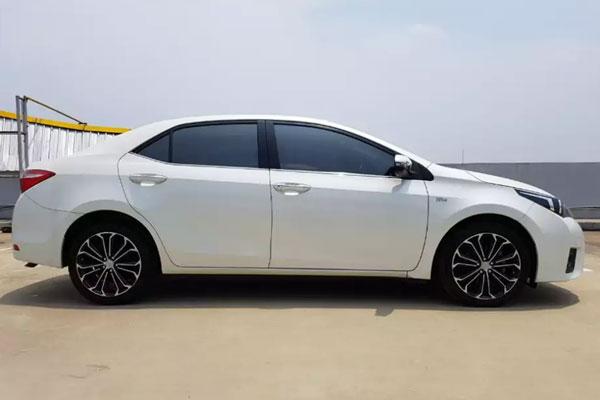 Review Spesifikasi Toyota Corolla Altis Gen 3