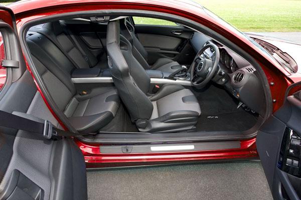 Interior Mazda RX-8