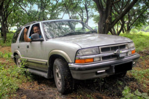Kelebihan dan Kekurangan Opel Blazer / Chevrolet Blazer