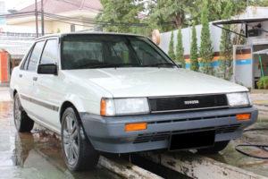 Kelebihan dan Kekurangan Toyota Corolla GL & SE Saloon