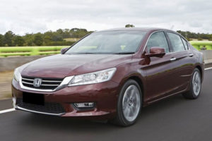 Kelebihan dan Kekurangan Honda Accord CR2