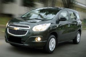 Kelebihan dan Kekurangan Chevrolet Spin Bensin / Diesel
