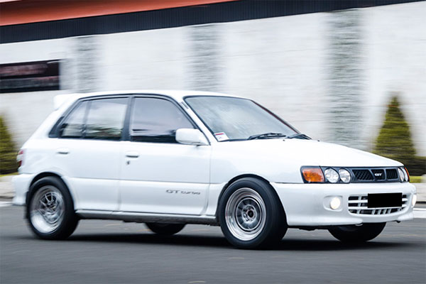 Kelebihan dan Kekurangan Toyota Starlet Kapsul