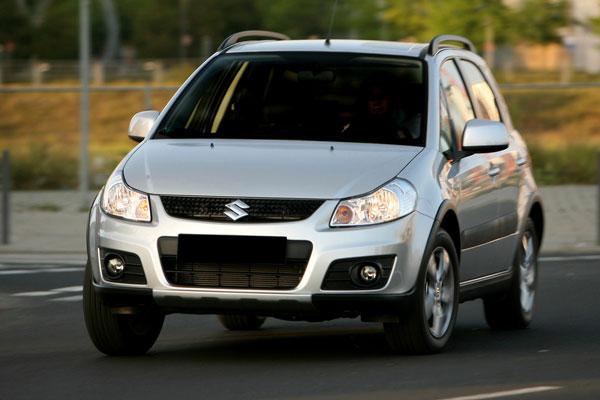 Kelebihan dan Kekurangan Suzuki SX4