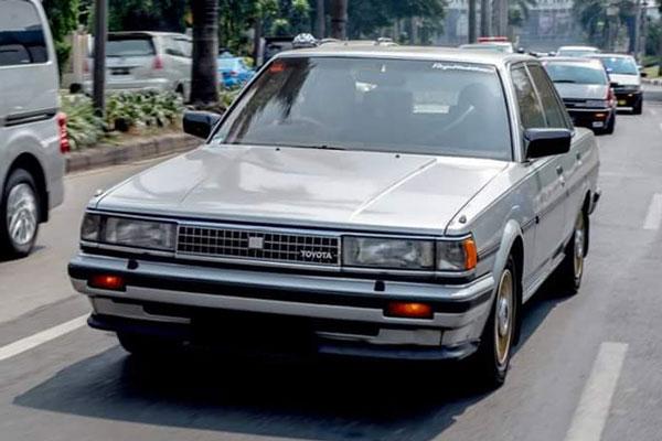 Kelebihan dan Kekurangan Toyota Cressida