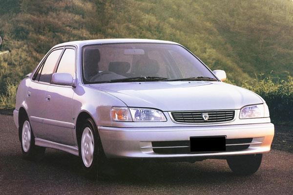 Kelebihan dan Kekurangan Toyota Corolla All New AE111 AE112