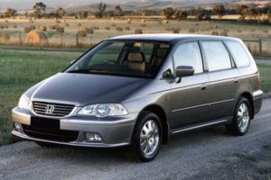 Kelebihan dan Kekurangan Honda Odyssey Gen 2 RA6