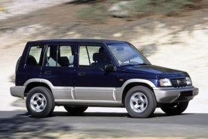 Kelebihan dan Kekurangan Suzuki Escudo JLX/Nomade