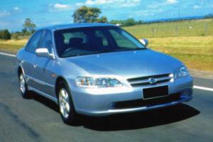 Kelebihan dan Kekurangan Honda Accord VTi 1999-2002