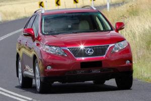 Kelebihan dan Kekurangan Lexus RX 350