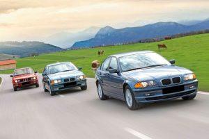 Kelebihan dan Kekurangan BMW 318i E30, E36, E46
