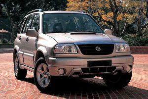 Kelebihan dan Kekurangan Suzuki Escudo Gen 2 1.6 & 2.0