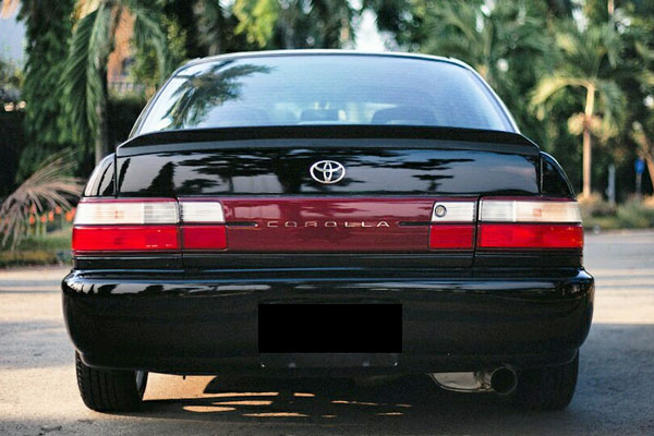 Review Spesifikasi Toyota Great Corolla