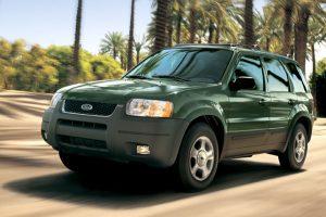 Pilihan SUV Bekas Murah 60 - 80 Jutaan