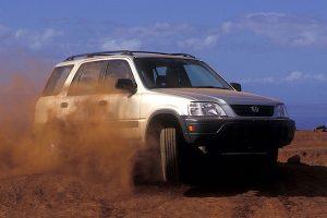 Pilihan SUV Bekas Nyaman 80 - 100 Jutaan