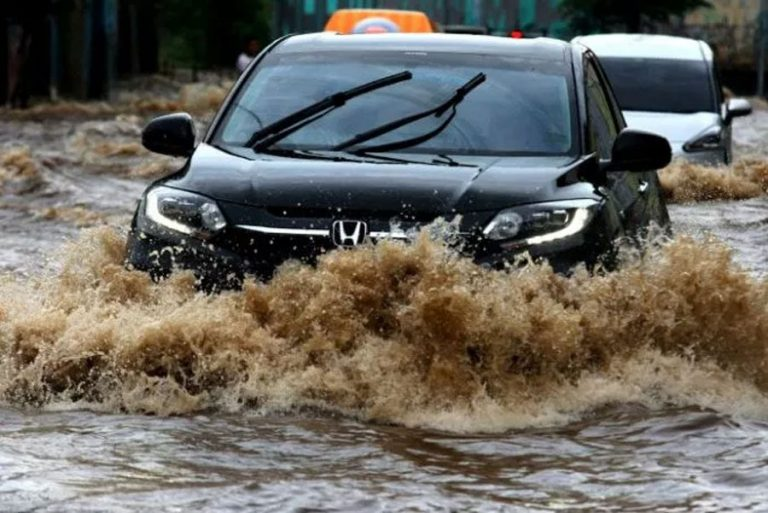 Deteksi Mobil Bekas Banjir