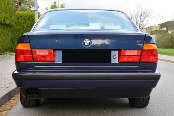 Review Spesikasi BMW E34 Seri-5 1989-1995