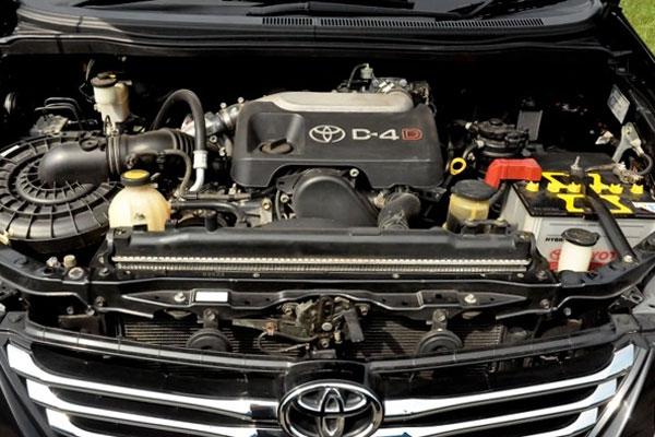 Review Spesifikasi Toyota Kijang Innova Gen 1