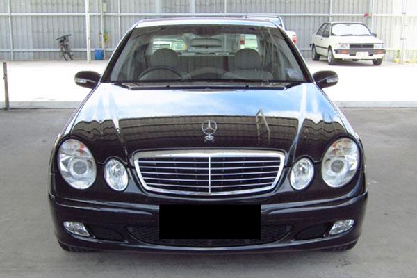 Review Spesifikasi Mercy W211 2002-2009