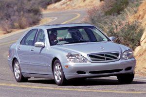 Review Spesifikasi Mercy W220 1999-2005