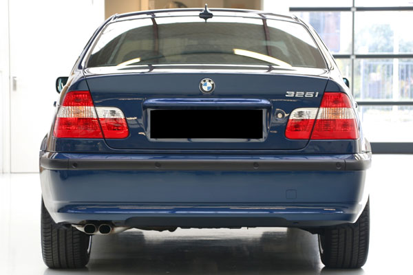 Review Spesifikasi BMW E46 1999-2005 Seri-3