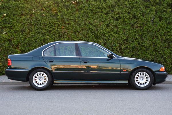 Review Spesifikasi BMW E39 Seri-5 1996-2004