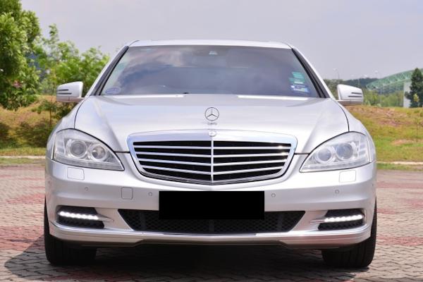 Review Spesifikasi Mercy W221 S-Class 2006-2013