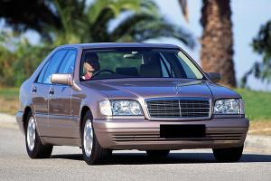 Review Spesifikasi Mercy W140 1992-1998