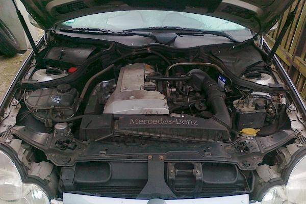 Review Spesifikasi Mercy W203 C-Class 2000-2006