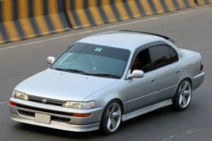 Perbedaan Toyota Great Corolla Tipe SE dan SEG