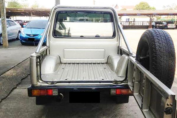 Review Spesifikasi Suzuki Jimny Caribian SJ413
