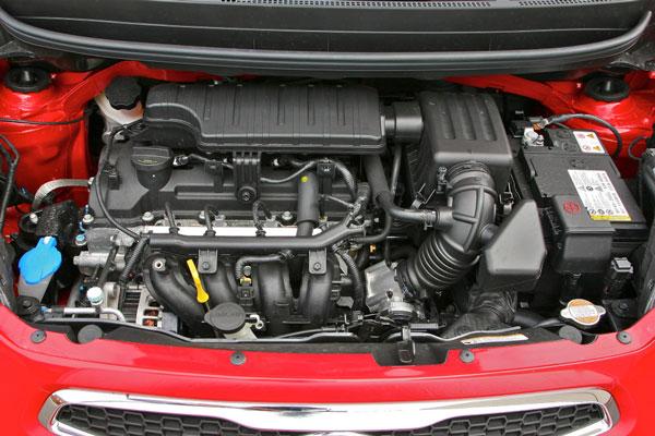 Review Spesifikasi Kia Picanto Gen 2