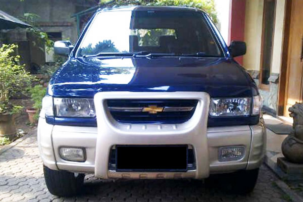 Review Spesifikasi Chevrolet Tavera