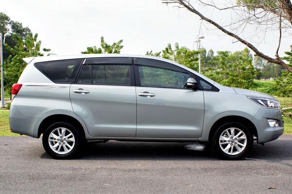 Review Spesifikasi Toyota Innova Gen 2 Reborn