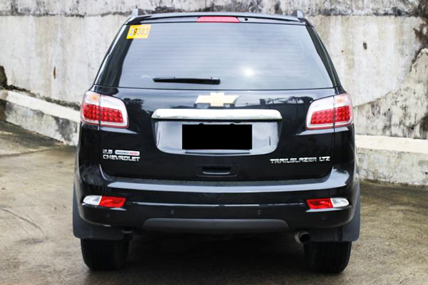 Review Spesifikasi Chevrolet Trailblazer