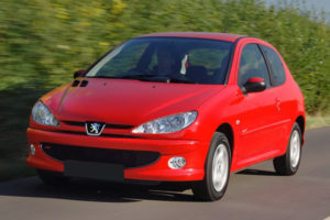 Review Spesifikasi Peugeot 206